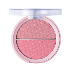 Румяна Flormar Pretty Blush 001 (Цвет 001 Pretty Pink variant_hex_name E792A7) revlon powder blush румяна 001 oh baby pink