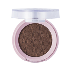 Тени для век Flormar Pretty Single Eyeshadow 005 (Цвет  Copper Brown variant_hex_name 6C463D)