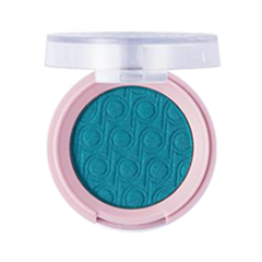 Тени для век Flormar Pretty Single Eyeshadow 014 (Цвет 014 Turquoise variant_hex_name 107A90) помады flormar матовая помада pretty тон 014 баклажан