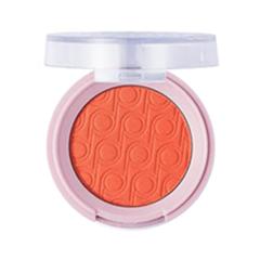 Тени для век Flormar Pretty Single Eyeshadow 017 (Цвет  Orange Bang variant_hex_name FF755B)