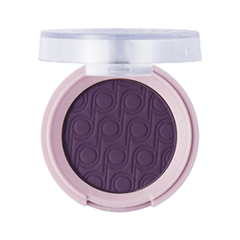 Тени для век Flormar Pretty Single Matte Eyeshadow 010 (Цвет 010 Dark Plum variant_hex_name 5E3B5C) тени для век christian dior 5 color eyeshadow 846