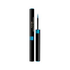 Подводка Ga-De Absolute Precision Waterproof Eyeliner 04 (Цвет 04 Laser Blue variant_hex_name 01AFC7) ga de подводка фломастер для глаз high precision design