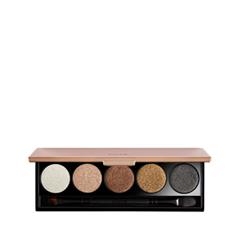 Для глаз Ga-De Highlights Metallic Eye Shadow Palette лосьон ga de soothing eye make up remover