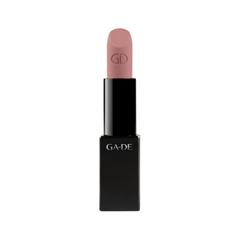 Помада Ga-De Velveteen Pure Matte Lipstick 762 (Цвет 762 Mauve variant_hex_name B9918E) scallop embroidered mesh overlay cami top