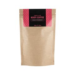Скрабы и пилинги Huilargan Cream Strawberry Body Coffee Argana Scrub (Объем 150 г) скрабы huilargan аргановый скраб кофе huilargan клубника со сливками 30 гр