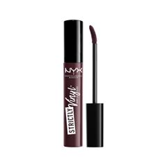 Блеск для губ NYX Professional Makeup Strictly Vinyl Lip Gloss 01 (Цвет 01 Night Walker variant_hex_name 4B272B)