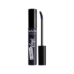Блеск для губ NYX Professional Makeup Strictly Vinyl Lip Gloss 05 (Цвет 05 Rebel variant_hex_name 17132A)
