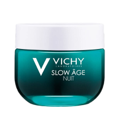 Ночной уход Vichy Slow Age Night Cream and Mask (Объем 50 мл) маска matis clay mask balancing and purifying mask объем 50 мл