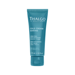 Крем для ног Thalgo Cold Cream Marine Deeply Nourishing Foot Cream (Объем 75 мл) крем для рук thalgo cold cream marine deeply nourishing hand cream объем 50 мл
