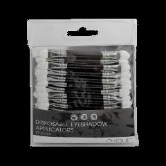 Спонжи и аппликаторы Royal & Langnickel Chique™ 25pc Disposable Eyeshadow Applicators
