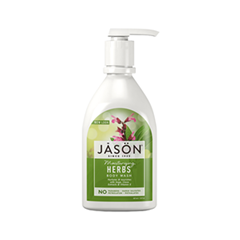 цена на Гель для душа Jāsön Moisturizing Herbs Body Wash (Объем 887 мл)