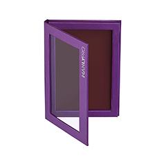 Мелочи для макияжа Manly PRO Маленький кейс с магнитной поверхностью мелочи для макияжа manly pro стальная палитра браслет для смешивания косметики