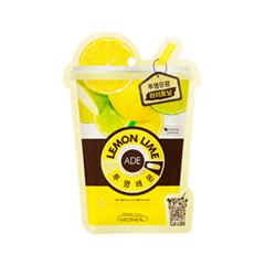 Тканевая маска Mediheal Lemon Lime Ade Mask (Объем 25 мл) talkingrain sparkling water lemon lime 16 9 ounce pack of 24