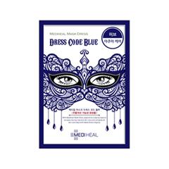 Тканевая маска Mediheal Mask Dress Code Blue (Объем 27 мл) фен elchim dress code black 03081