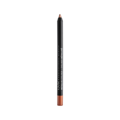 Карандаш для глаз NYX Professional Makeup Metallic Eyeliner 01 (Цвет MEL01 Copper variant_hex_name 9F5D35)