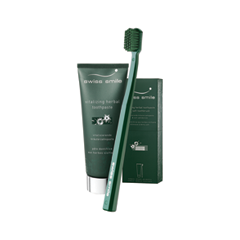 Набор Vitalizing Herbal Toothpaste & Toothbrush Set Geneva