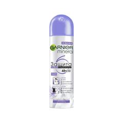 Дезодорант Garnier Mineral Deodorant Защита 6. Весенняя свежесть (Объем 150 мл) garnier дезодорант спрей невидимый ледяная свежесть 150мл
