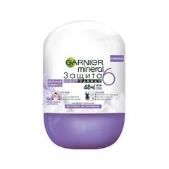 Дезодорант Garnier Mineral Deodorant Защита 6. Весенняя свежесть (Объем 50 мл) garnier дезодорант спрей невидимый ледяная свежесть 150мл
