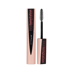 Тушь для ресниц Maybelline New York Total Temptation Washable Mascara (Цвет Black variant_hex_name 000000) maybelline new york тушь для ресниц great lash blackest black черная 12 5 мл
