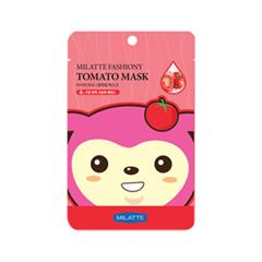 Тканевая маска Milatte Fashiony Tomato Mask Sheet (Объем 21 г) тканевая маска vprove mask master cream sheet rhodiola объем 25 мл