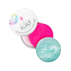 Спонжи и аппликаторы beautyblender Мыло для очищения спонжей blendercleanser chill swirl (Объем 30 г) swirl s71