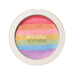 Румяна The Saem Eco Soul Prism Blusher видеокарта sapphire 21275 02 20g