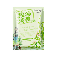 Natural Extract Green Tea Oil Control Mask (Объем 30 г)