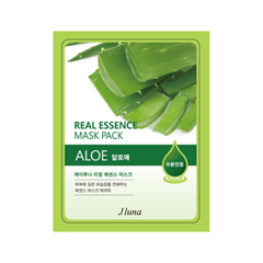 Real Essence Mask Pack Aloe (Объем 25 мл)