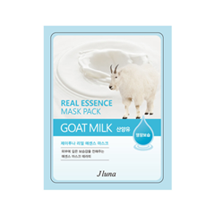 Real Essence Mask Pack Goat Milk (Объем 25 мл)