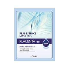 Real Essence Mask Pack Placenta (Объем 25 мл)