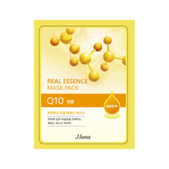 Real Essence Mask Pack Q10 (Объем 25 мл)
