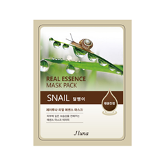 Real Essence Mask Pack Snail (Объем 25 мл)