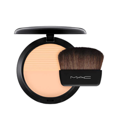 Компактная пудра MAC Cosmetics Компактная крем-пудра для лица Studio Waterweight Powder Pressed Light Plus (Цвет Light Plus variant_hex_name FFCDAC) mac studio fix powder plus foundation пудра для лица nw33