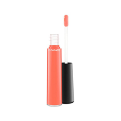 Блеск для губ MAC Cosmetics Минеральный Блеск Для Губ Mineralize Lipglass Cheerful (Цвет Cheerful variant_hex_name F26C51) mac lipglass блеск для губ ruby woo