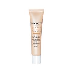 CC крем Payot Crème N°2 CC Cream (Объем 40 мл) крем avène hydrance optimale legere crème hydratante объем 40 мл