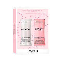 Уход Payot Набор Duo Demaquillant Confort Maxi Pack (Объем 2*400 мл) крем payot nutricia creme confort 50 мл