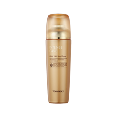Тоник Tony Moly Intense Care Gold 24k Snail Toner (Объем 140 мл)
