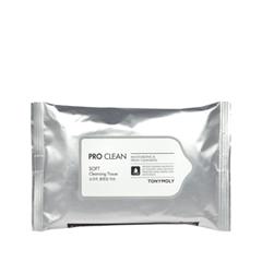 Влажные салфетки Tony Moly Pro Clean Soft Cleansing