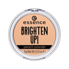 Пудра essence Brighten Up! Peach Powder (Цвет Brighten Up! Peach Powder variant_hex_name E3AF8A) наклейки skoda fabia octavia spaceback roomster