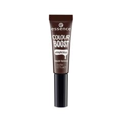 Помада essence Colour Boost Vinylicious Liquid Lipstick 10 (Цвет 10 I'm Dark I'm Back variant_hex_name 4E2E2D) помада essence sheer & shine prisma glow lipstick 17 цвет 17 dark deception variant hex name bc86b1