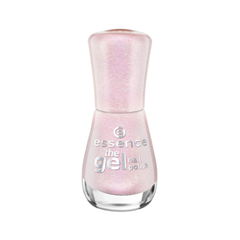 Лак для ногтей essence The Gel Nail Polish 111 (Цвет 111 Rainbow with Sprinkles variant_hex_name F1C1CD) лак для ногтей essence wood you love me nail polish 01 цвет 01 crazy in love variant hex name ab7767