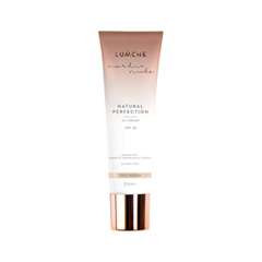 CC крем Lumene Nordic Nude Natural Perfection CC Cream SPF25 Fair / Medium (Цвет Fair / Medium variant_hex_name EFC6A6) lumene glow spf 15 тональный крем придающий сияние тон 4 30 мл