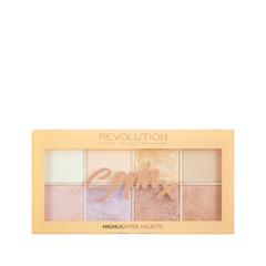Хайлайтер Makeup Revolution Soph Highlighter Palette makeup revolution redemption palette iconic 2 тени для век в палетке 12 тонов 13 г