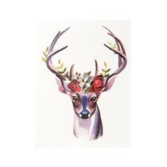 Переводные тату Sasha Unisex Forest Deer
