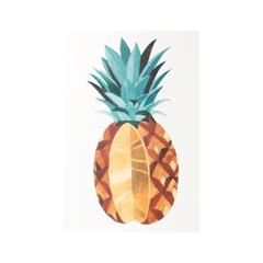Переводные тату Sasha Unisex Pineapple