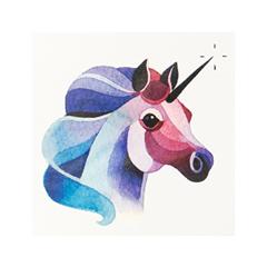 Переводные тату Sasha Unisex Unicorn