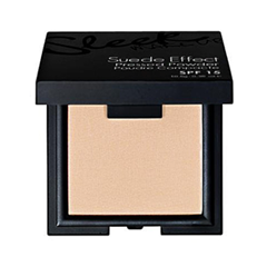 Пудра Sleek MakeUP Suede Effect Pressed Powder (Цвет 01 variant_hex_name C79B6E)