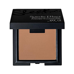 Пудра Sleek MakeUP Suede Effect Pressed Powder (Цвет 02 variant_hex_name AC7850)