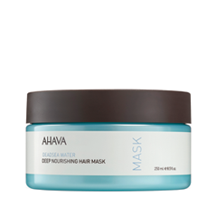 Маска Ahava Deadsea Water Deep Nourishing Hair Mask (Объем 250 мл) гель для душа ahava deadsea salt liquid deadsea salt объем 200 мл