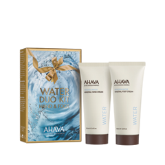 Руки/ Ноги Ahava Набор Deadsea Water Duo Kit Hand & Foot гель для душа ahava deadsea salt liquid deadsea salt объем 200 мл